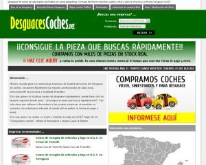 desguacescoches.net