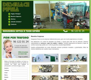 desguaceperea.com